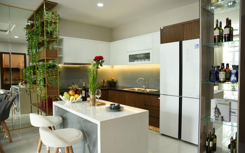 Hình ảnh cho thuê căn hộ Phú Đông Premier không nội thất. Liên hệ 0909 213 286 Xem nhà thực tế